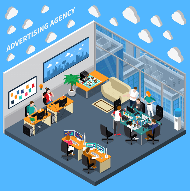 3 loại hình ad agency phổ biến