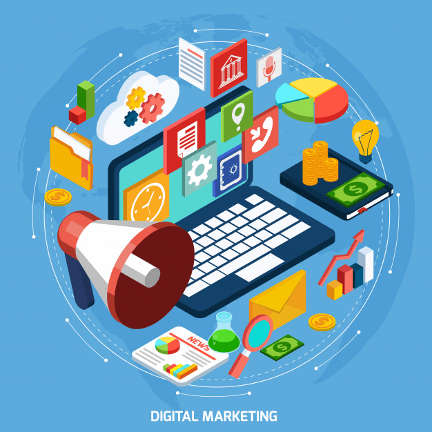 Các hoạt động marketing đang được chuyển đổi lên môi trường digital