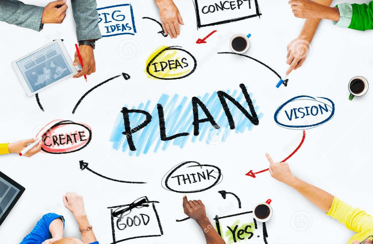 Một chiến dịch Marketing không thể thực hiện được khi thiếu đi kế hoạch chiến lược - khung xương vững chắc cho toàn bộ chiến dịch.