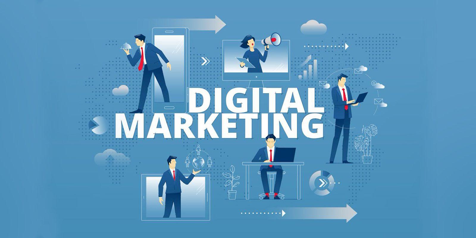 Quảng cáo digital đang xuất hiện ở khắp mọi nơi
